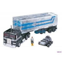 WEI JIANG  MPP10 Container (Clear Ver)