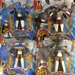 Ocean Soldier Set of 4
