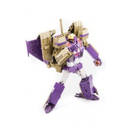 KFC MP EAVI METAL Ditka Mass Blitzwing + Knee &  Feet Reinforcement parts