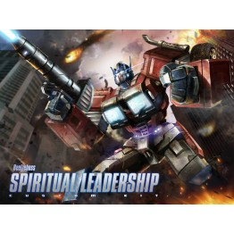 Beelzeboss BLZ-08 Spiritual Leadership Custom Kit