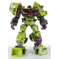 Generation Toy - Gravity Builder - GT-01ABCDEF+H Full Set