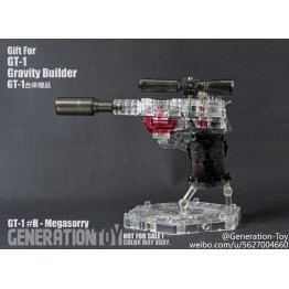 Generation Toy - Gravity Builder - GT-01ABCDEFGH Full Set