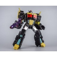 Beelzeboss BLZ-08U Unleashed Fury Custom Kit (Black)