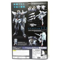 Bandai METAL BUILD GUNDAM F91 DIECAST