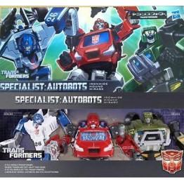 Henkei Classics - Autobot Specialists - Ironhide Hound Mirage