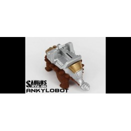 Fansproject Saurus Ryu-Oh Ankylobot Shell