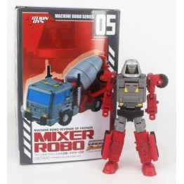 Action Toys Machine Robo MR 01- 06