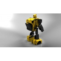 Xtransbots MM-X Toro & MM-XI Coprimozzo - Set of 2