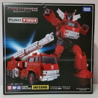 TakaraTomy MP-33 Inferno (no mini figure)