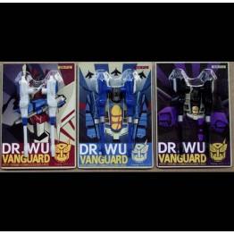 Dr Wu DW-P12 Vanguard 3 pack