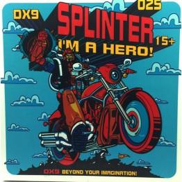 DX9 D02S - Splinter