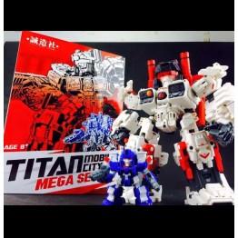Master Made SDT-01 Titan (SD Metrolplex)  Rerun