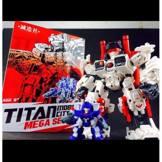 Master Made Titan (SD Metrolplex)  Rerun