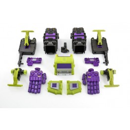 X2TOYS AND shadow fisher XS001 for IDW Devastator
