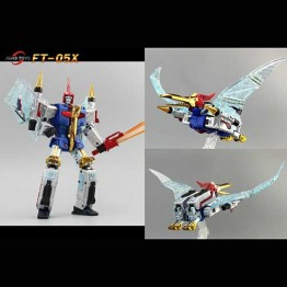 FansToys FT-05X (BLUE) Soar Metallic Ver