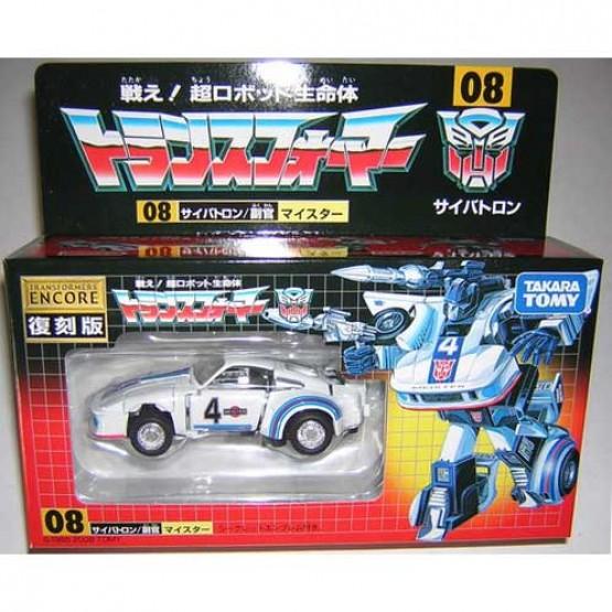 TakaraTomy  Transformers G1 Encore 08 JAZZ