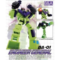 B&A BULKY ACTION 01 Engineer General