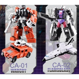 FansProject New Causality CA-01 Warcry & CA-02 Flameblas