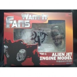 Fans Want It FWI-1 Alien Jet Engine (for leader SS)