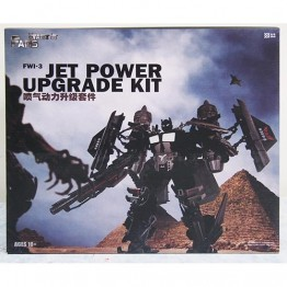 Fans Want It FWI-3M Jet Power Kit Metallic Ver (Rerun  Ver)
