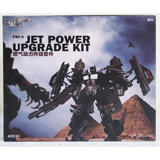 Fans Want It FWI-3 Jet Power Kit