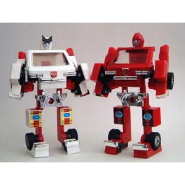 BESTTOYS G1 ENCORE 05 06 Ratchet Ironhide Head set