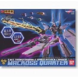 Bandai Chogokin DX Macross Frontier GE 48 SMS Quarter
