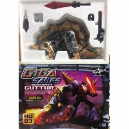 GIGA POWER ~ HQ03 Gutter (Metallic Ver)