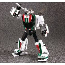 TakaraTomy MP-20 Wheeljack With Coin