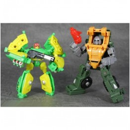 IGear MW-03 Hench and MW-04 UFO