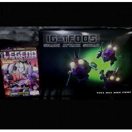 IGear IG-TF005 Shark Three Pack + Free TF-005B