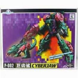 TFC Poseidon P02 Cyberjaw
