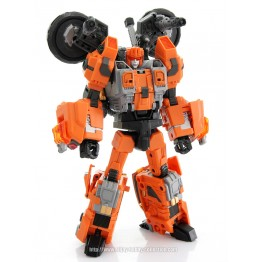 Warbotron WB03-A Turbo Ejector