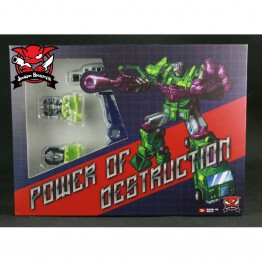 TFC-JB07  Devastator Upgrade Parts
