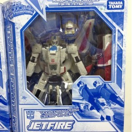 TakaraTomy Transformers Asia Exclusive Classics Jetfire