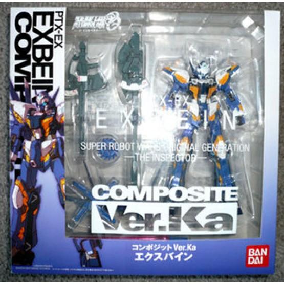Special offer~ Bandai Composite Ver.KA SRW Super Robot Wars Orig