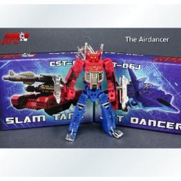 KFC CST-05J Slamtank & CST-06J Jetdancer - Airdancer
