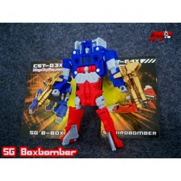 KFC SG Boxbomber Exclusive