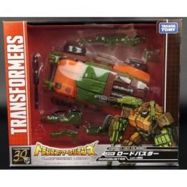 TakaraTomy Transformers Legends LG04 Roadbuster