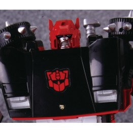 TakaraTomy  MP-12G G2 Sideswipe with coin