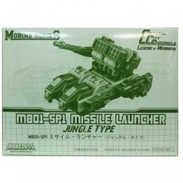 Maketoys Transformer Mobine Series MB01-SP1 (Green)