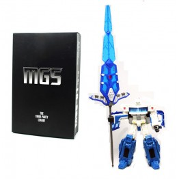 MGS God Sword Accessory Kit & Protector Head (BLUE)