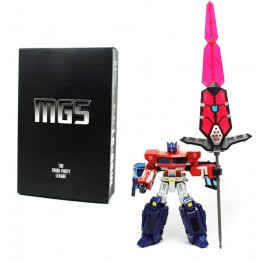 MGS - God Sword Accessory Kit & Protector Head (RED)