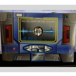 TakaraTomy  MP-13 Soundwave Coin