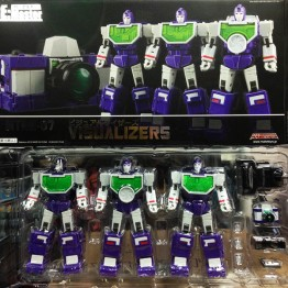 Maketoys RM07 VISUALIZERS (NEW OPEN SPECIAL)