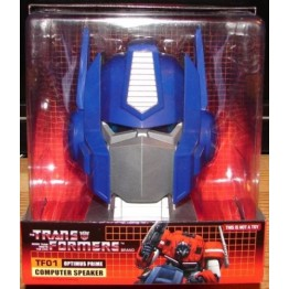 TRANSFORMERS G1 OPTIMUS PRIME USB SPEAKER