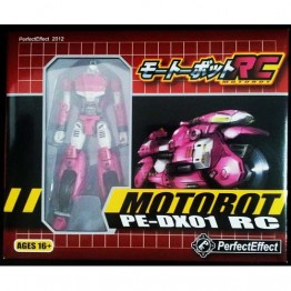 Perfect Effect MOTOBOT PE-DX-01 RC (PINK)