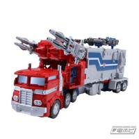 TakaraTomy Transformers Legends LG-35 Super Ginra