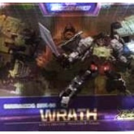 GCreation Shuraking SRK-03 Wrath (ReRun)