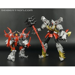 TarakaTomy TRANSFORMERS AOE  DINOBOT GRIMLOCK + SLUG G1 Color